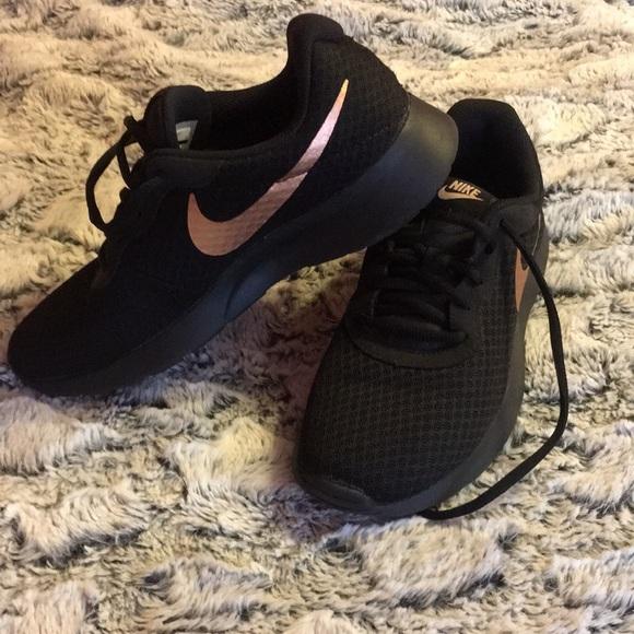 Nike Shoes   Nike Tanjun Rose Gold